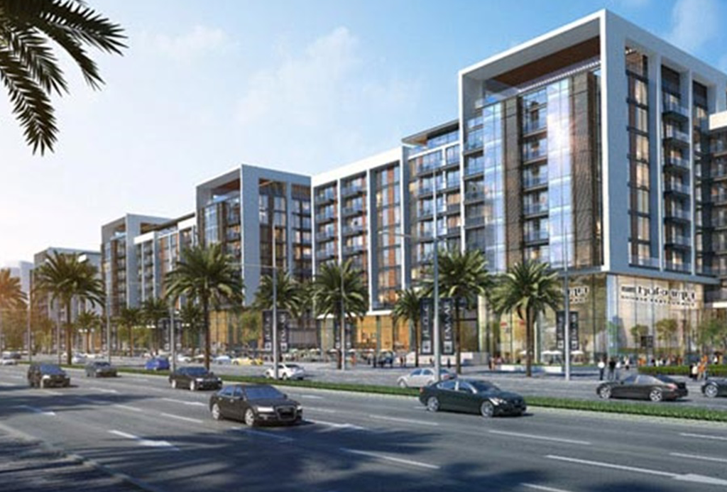 Dubai Hills Estate, Retail- Dubai, UAE