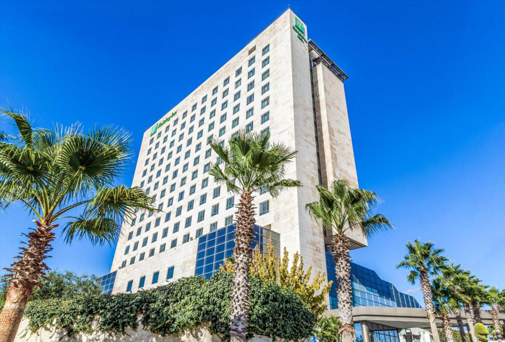 Holiday Inn Hotel- Amman, Jordan