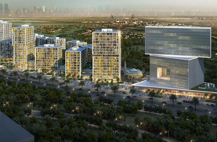 Midtwon- Dubai, UAE