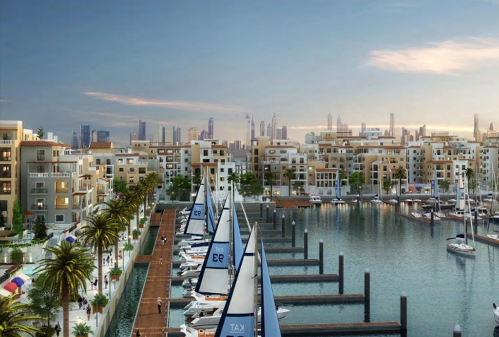 Port de Lamer- Dubai, UAE